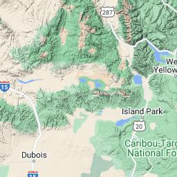 Super wulkan Yellowstone 10
